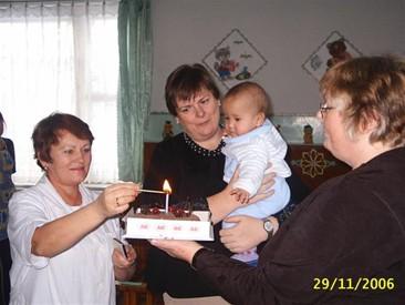 daniel 1 birthday