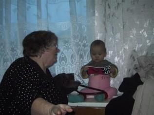 daniel and mum
