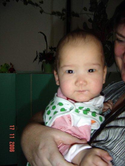 daniel baby nearly 1