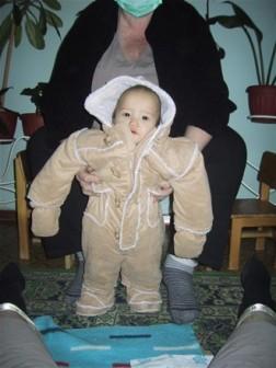 Daniel snow suit